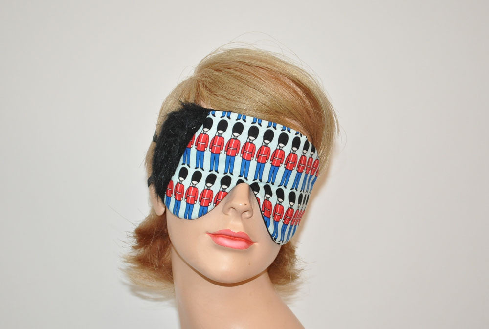 The Queens Guard Sleeping Eye Mask