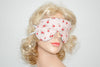 Toadstool Pink Sleeping Eye Mask