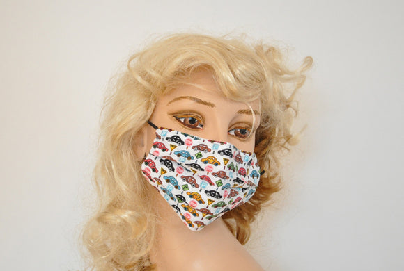 Cute Surgical face mask, Man, Woman, Child, Cars and Stop signs, Hospital mask