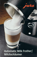Load image into Gallery viewer, JURA Milk Frother - Stainless Steel