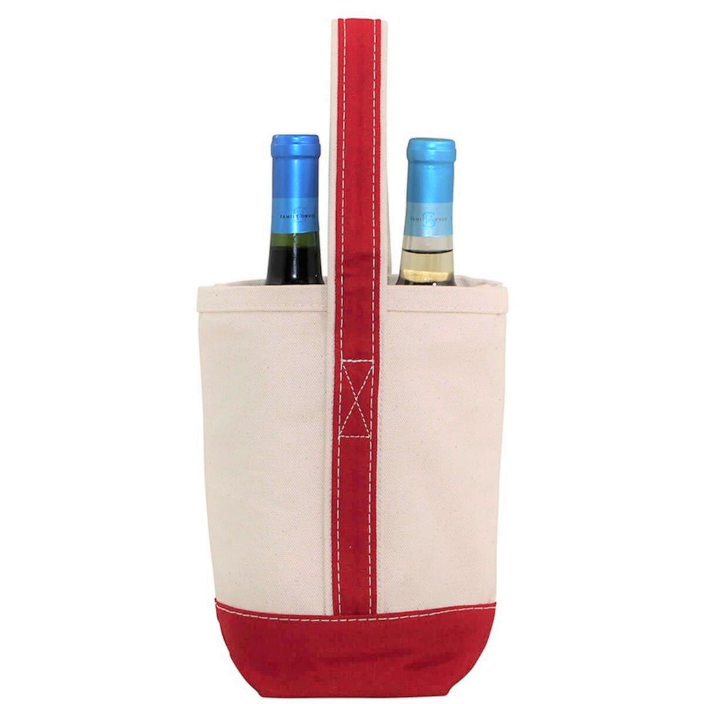 Wine Tote - 2 Bottle