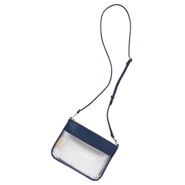 Addison Clear Purse