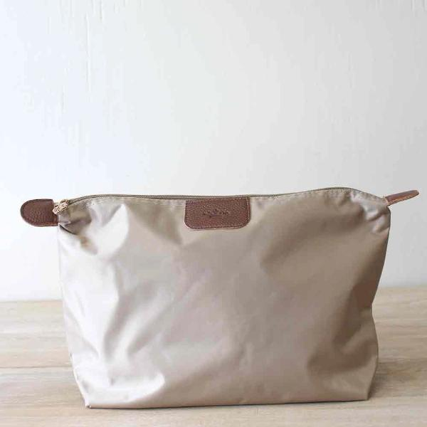 Large Nylon Cosmetic Pouch
