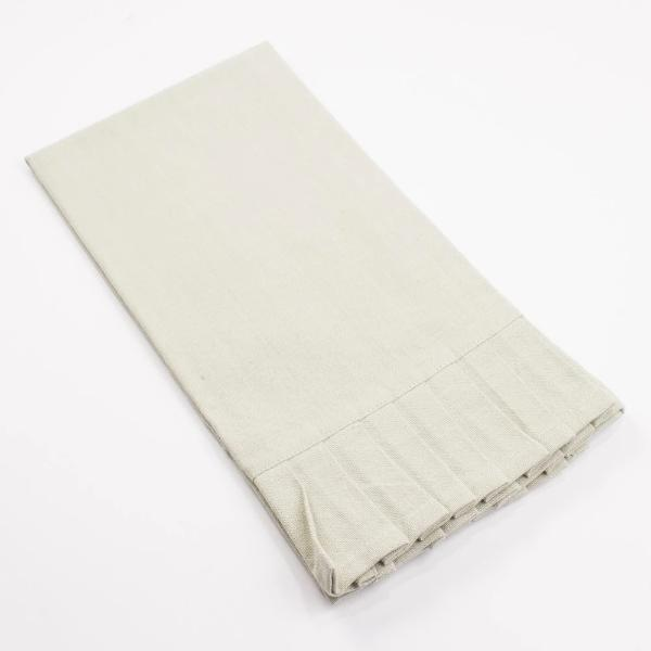 Pleated Ruffle Hand Towel