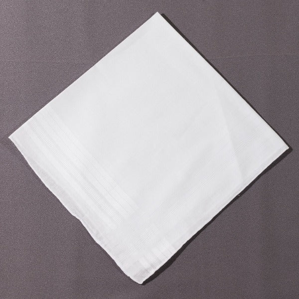 Men's Cotton Handkerchief