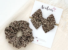 Load image into Gallery viewer, Soft Leopard // mama and me set
