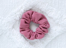 Load image into Gallery viewer, Bubblegum // mini scrunchie