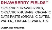 Nutty Goodness Fruit and Nut Bites- Rhawberry Fields