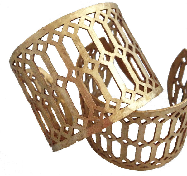Honey Comb Cuff