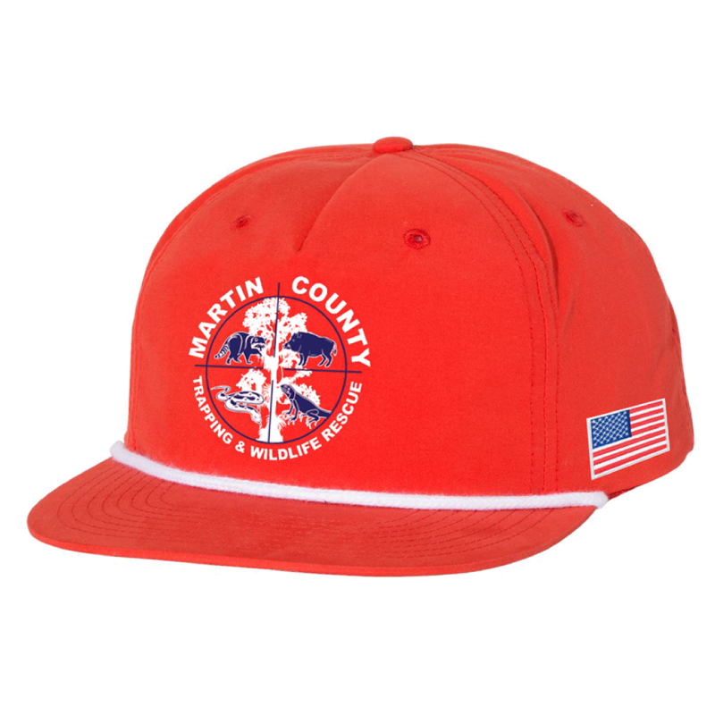 Martin County | STARS AND STRIPES HAT