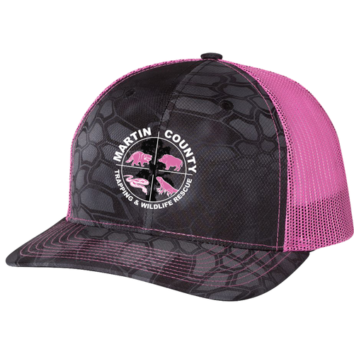Ladies Martin County Trucker Hat | Cougar Girl Edition