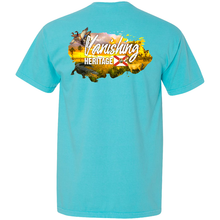 Load image into Gallery viewer, Vanishing Heritage - Comfort Colors Short Sleeve Pocket Tee