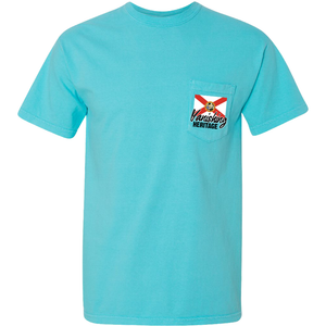 Vanishing Heritage - Comfort Colors Short Sleeve Pocket Tee