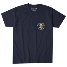 Load image into Gallery viewer, Martin County Trapping and Wildlife - Navy Pocket Tee