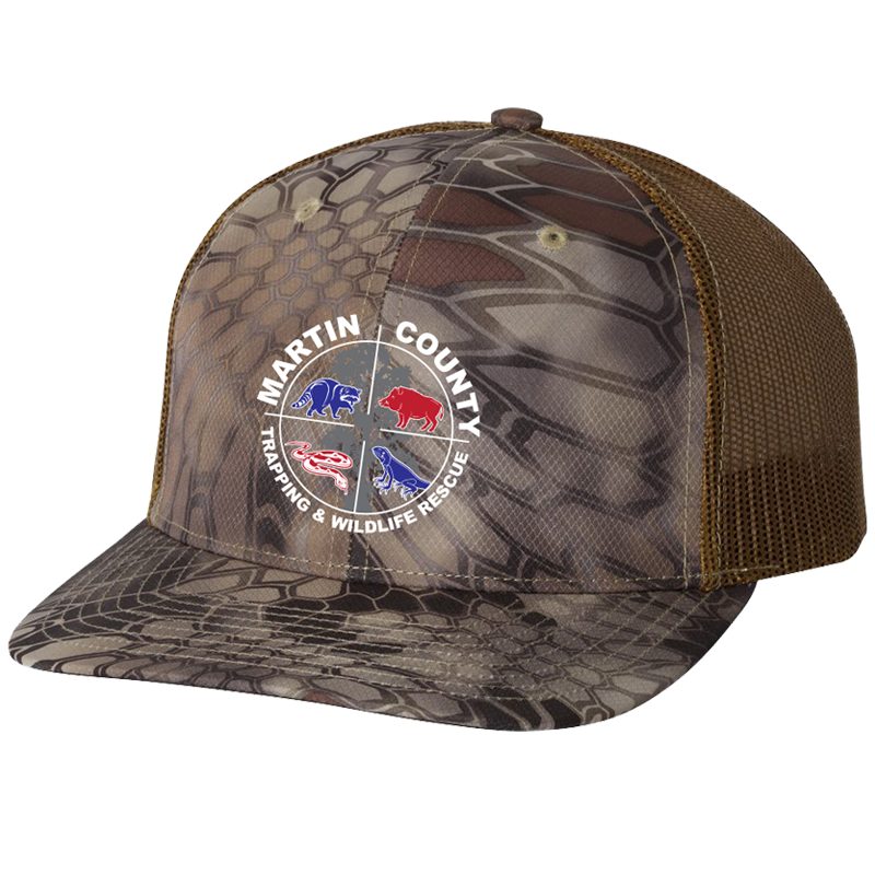 Martin County Trucker Hat | Moose Edition