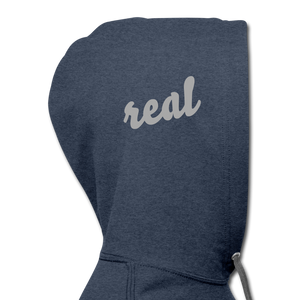 Contrast Hoodie - SHE REAL 100%