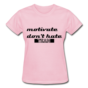 Gildan Ultra Cotton Ladies T-Shirt - SHE REAL 100%