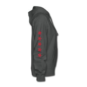 Women's Hoodie - SHE REAL 100%