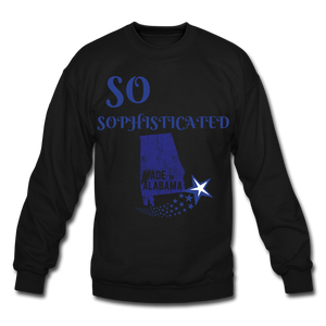 Unisex Crewneck Sweatshirt - SHE REAL 100%