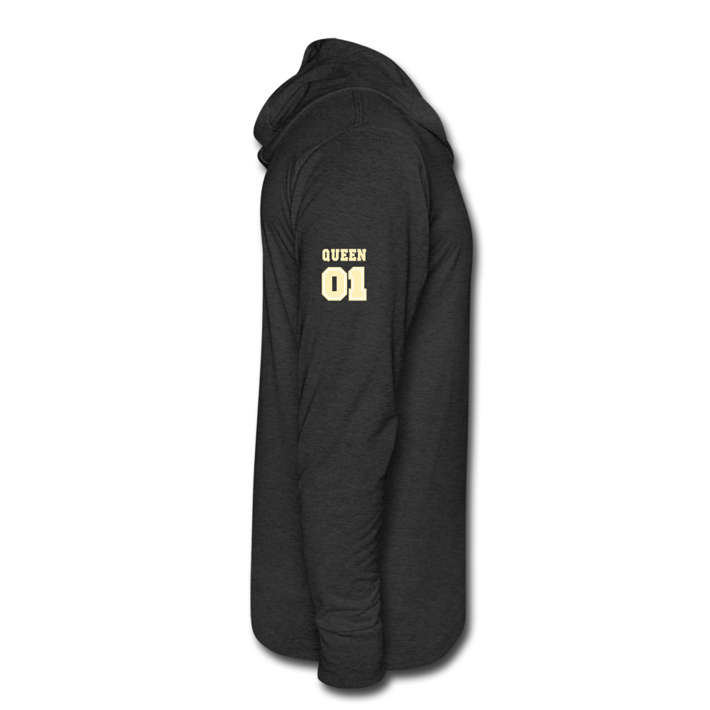 Unisex Tri-Blend Hoodie Shirt - SHE REAL 100%