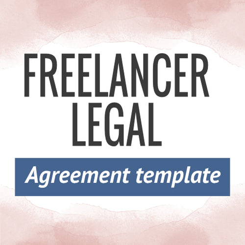 Freelancer Legal Agreement Template