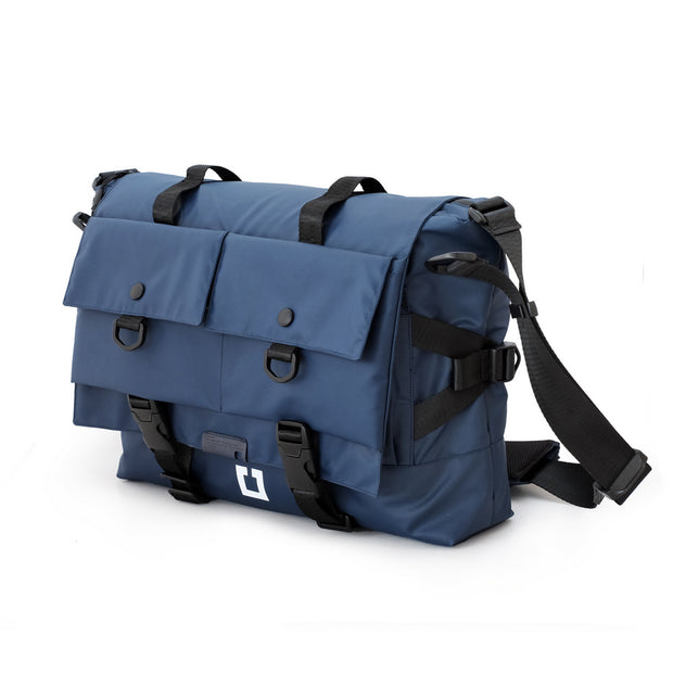 MESSENGER BAG BROADKILL NAVY