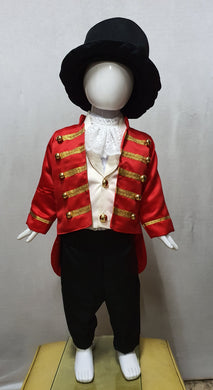 Greatest Showman / P.T. Barnum Costume for 1yo