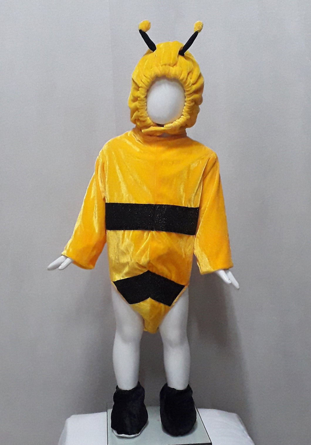 Bumblebee Costume for Toddler (1-2yo)