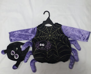 Spider Costume for Kids (6-12months)