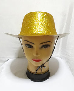 Cowboy Hat with Glitters
