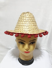 Load image into Gallery viewer, Mexican / Buri Hat