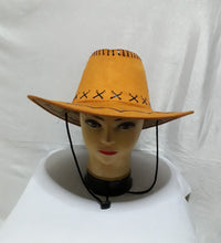 Load image into Gallery viewer, Cowboy Hat for Adults