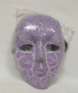 Full Face Mask with Crack design