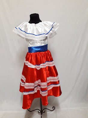 Mexico/South America Costume (Kids)