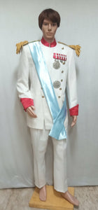 Admiral / Prince Costume