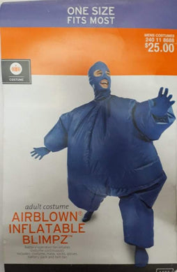 Airblown Inflatable Blimpz Blue