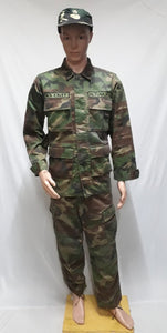 Army Camouflage Costume 2