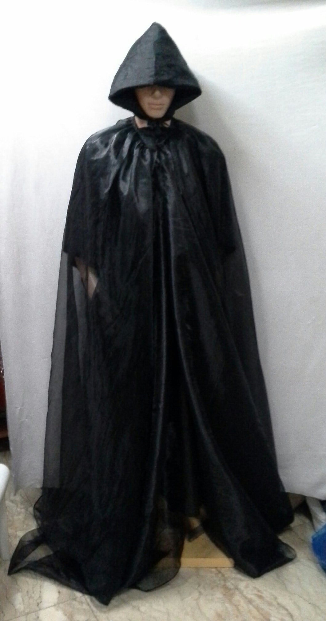 Black Ghost Costume
