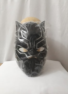 Black Panther Mask (Black)