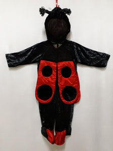 Ladybug Costume for Kids (3-4yo)