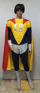 Captain Barbell Costume