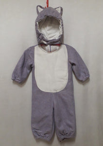 Cat Costume for Toddler (1-2yo)