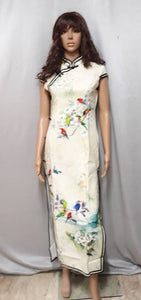 China / Chinese Costume White