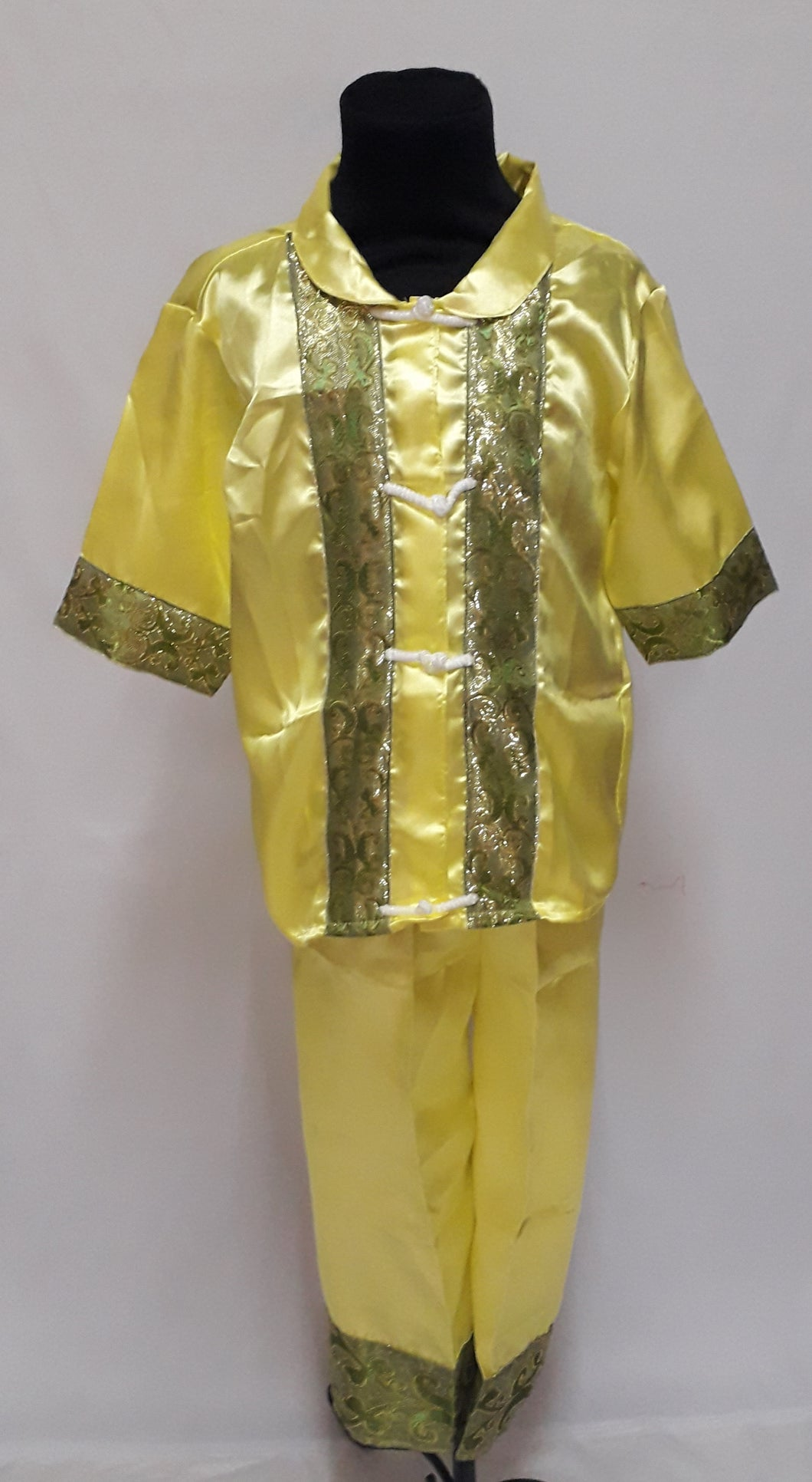 Chinese Boy Costume