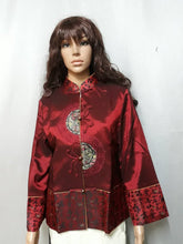 Load image into Gallery viewer, China / Chinese Costume Maroon