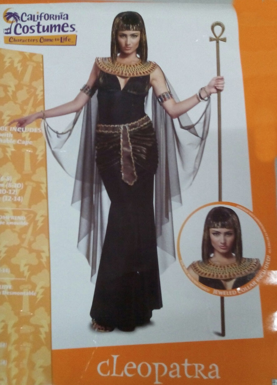 Cleopatra / Egyptian Costume