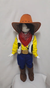 Woody Costume (1-2yo)