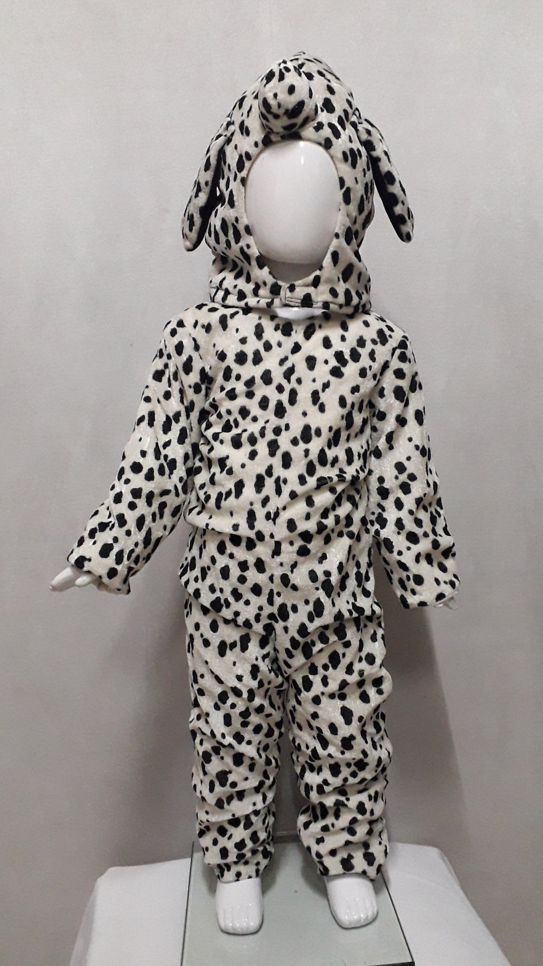 Dog Dalmatian Costume for 1y