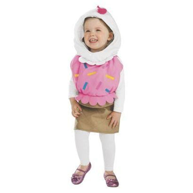 Double Scoop Ice Cream Costume for kids 2-3yo
