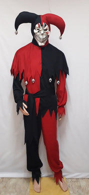 Evil Jester Costume, For Sale